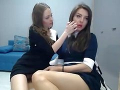 TS Vica gives Milla a creampie