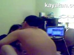 Malay Gf Sex While Chatting