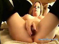 Watch here my huge orgasm at home