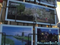 Amsterdam hooker eaten
