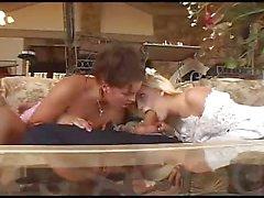 Braut und Brautjung 'Anal Nachmittags