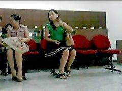 Di Le sexy alla Kasih Karunia Clinic , Surabaja , Indonesia
