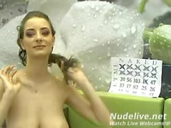 webcam masturbation - super sweet and young webcam girl