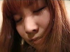 AsianSexPorno com - Japanese lesbian double dildo
