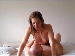 Real Amateur Couple Fucks NakedCamWomenDotcom