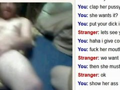 Boyfriend Having Blowjob On Omegle - morecamgirls