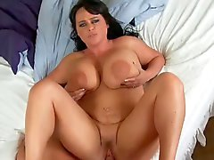 Busty Indianna gets fucked