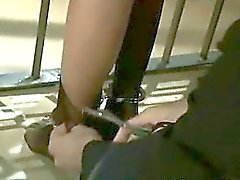 Bondage Slut In Maniac Gore Play