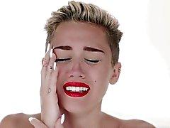Miley Cyrus - Wrecking boll ( Porn på Redigera )