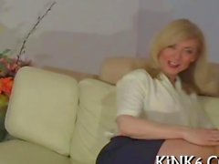 Mature knockout Nina Hartley poses in pantyhose