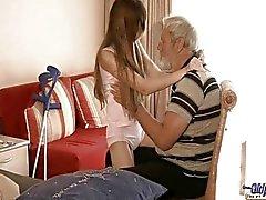 Gubben som används användes för teen sexuell terapi