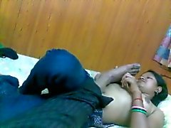 Indian girl blowjob her bf