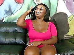 Big tits black girl Jayden Starr is wild