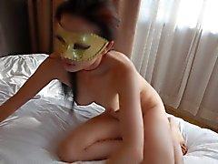 Молодая китайской модели 06