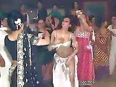 Shemale dance