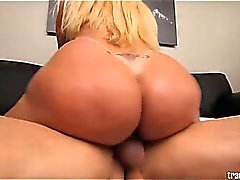 The ass on Pamela Falcosis not to be messed with! Watch her
