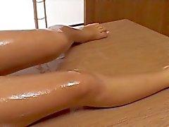 KASAI Mariko lotion massage
