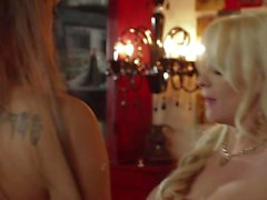 Stormy Daniels shares her passion with Dani Daniels