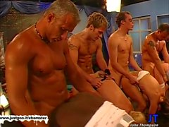 Magdalena and horny friends huge Cum Fiesta - GermanGooGirls