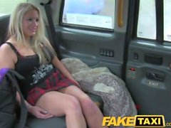 FakeTaxi Local dancer does anal for extra cash