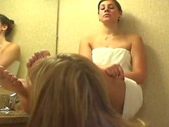 Mistress Donatella dom in hostel