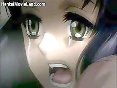 Hot cute face horny nasty anime slut part3