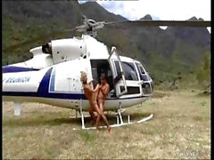 Sex In The Helicopter