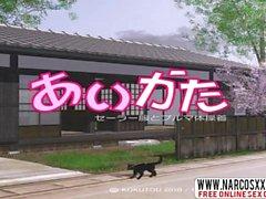 Anime 3D Hentai AIKATA 2_001