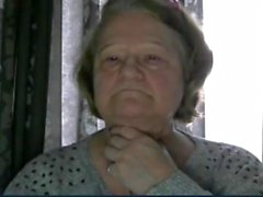 Granny Big tits Webcam