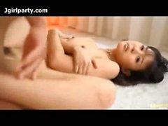 Asian Young petite Teen Romantic sex