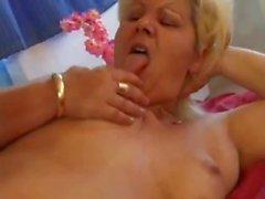 Chubby Hungarian mature KATHARINA SEX