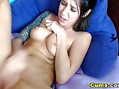 Amateur Webcam Girl Masturbation