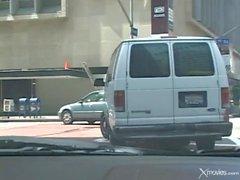hitchhiker gangbang