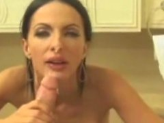 CATALINA CRUZ Cumshot Compilation