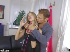 Rocco Siffredi Anally Defiles a Russian Ballerina