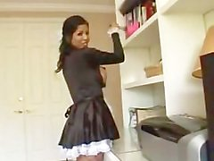 dirty latina maid alexis