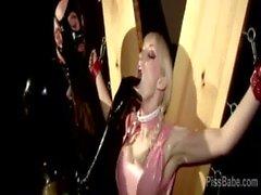 Sadistic couple takes care ofation-Of-Sofia-Valentine-Pissing-Dominance-Rubber-1