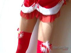 Christmas Nude Asian Girls