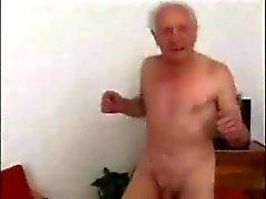 D'infirmière se garde d'un vieil homme par snahbrandy