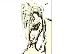 BananaBrain Art Video!