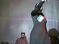 Hijab del asquerosa Baile