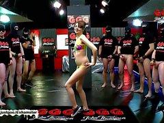 Khadisha Latina der kleine Hahn Teaser - Deutsche Goo Girls