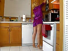 my crazy wife fantasia ( in kitchen )