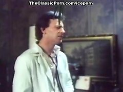 Angel West, Duane Thomas in horny doctor from a classic xxx