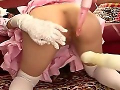 Marie Konishi Creampies Three Holes Inserção