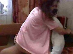 Cogiendo a una muchacha