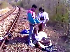 Gangbang ferroviaire
