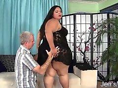 Fatty de latina Garotas Lorelai Givemore grande carga Sexo