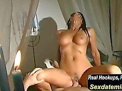 Anal for Sexy Italian MILF