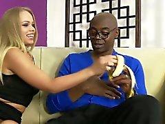 Black dick sucking step amateur